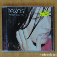 CDs de Música: TEXAS - THE GREATEST HITS - CD. Lote 178841160
