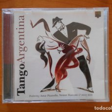 CDs de Música: CD TANGO ARGENTINA - ASTOR PIAZZOLLA, NESTOR MARCONI... (6M). Lote 178847276