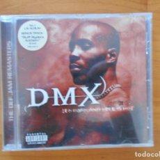 CDs de Música: CD DMX - IT'S DARK AND HELL IS HOT (5N). Lote 178850787