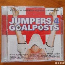 CDs de Música: CD JUMPERS 4 GOALPOSTS (2 CD'S) (5N). Lote 178852028