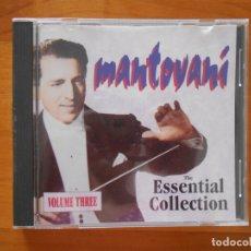 CDs de Música: CD MANTOVANI - THE ESSENTIAL COLLECTION - VOLUME 3 (5N). Lote 178852275