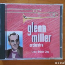 CDs de Música: CD GLENN MILLER VOLUME 2 - LITTLE BROWN JUG (5N). Lote 178852568