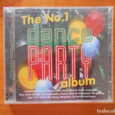 CDs de Música: CD THE NO. 1 DANCE PARTY ALBUM (2 CD'S) - ABBA, N-TRANCE, ULTRA NATE, GINA G, SASH!... (8Ñ). Lote 178853273