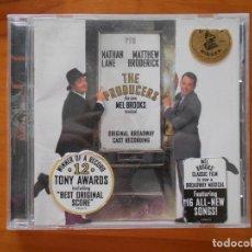 CDs de Música: CD THE PRODUCERS - ORIGINAL BROADWAY CAST RECORDING (AF). Lote 178855771