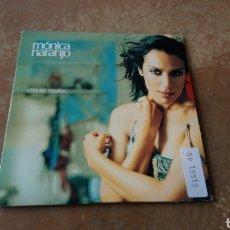 CDs de Música: MÓNICA NARANJO - CHICAS MALAS. CD SINGLE. PERFECTO ESTADO. Lote 178859737