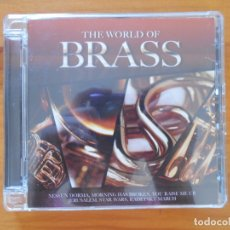 CDs de Música: CD THE WORLD OF BRASS (EB). Lote 178865542