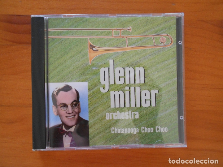 CD GLENN MILLER ORCHESTRA - VOLUME 4 - CHATANOOGA CHOO CHOO (EB) (Música - CD's Jazz, Blues, Soul y Gospel)