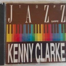 CDs de Música: TOP JAZZ SARPE KENNY CLARKE CD 1990. Lote 178870091
