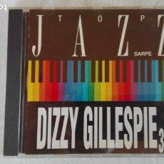 CDs de Música: TOP JAZZ SARPE DIZZY GILLESPIE 3 CD 1990. Lote 178870817
