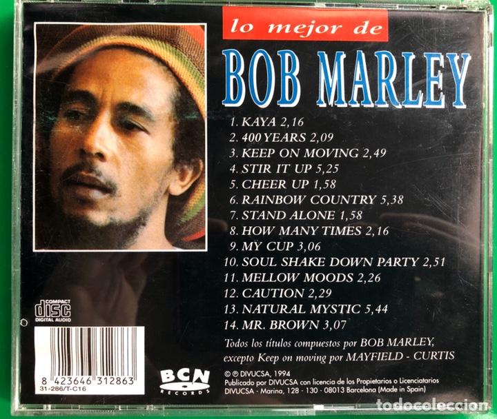 CDs de Música: BOB MARLEY cd - Foto 2 - 178887660
