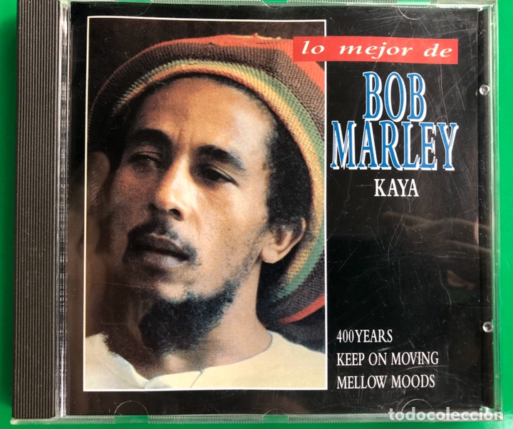 BOB MARLEY CD (Música - CD's Reggae)