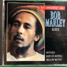 CDs de Música: CD BOB MARLEY. Lote 178887660