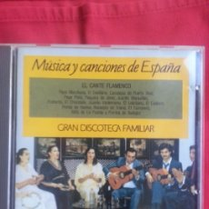 CDs de Música: EL CANTE FLAMENCO. . Lote 178888102