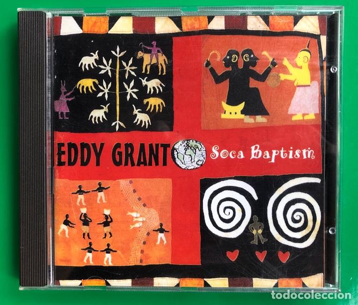 CD EDDY GRANT (Música - CD's Reggae)