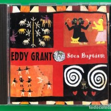 CDs de Música: CD EDDY GRANT. Lote 178888193
