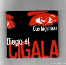 CDs de Música: DOS LÁGRIMAS - DIEGO EL CIGALA. Lote 178905453