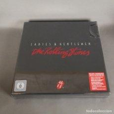 CDs de Música: ROLLING STONES - LADIES AND GENTLEMEN. CD DE LUX BOX SET. EDICIÓN LIMITADA. PRECINTADO. (BRD). Lote 178905806