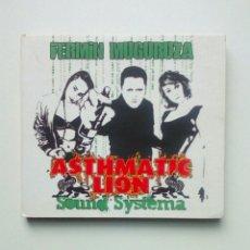 CDs de Música: FERMIN MUGURUZA - ASTHMATIC LION SOUND SYSTEMA, TALKA, 2008. EUSKAL HERRIA.. Lote 178909597