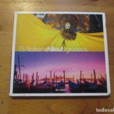 CDs de Música: ITALIAN CHILLOUT GROOVES EL PAIS 00015 2008. Lote 178909863
