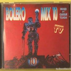CDs de Música: CD BOLERO MIX 10. Lote 178912337