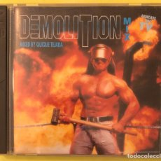 CDs de Música: CD DEMOLITION MIX. Lote 178912692
