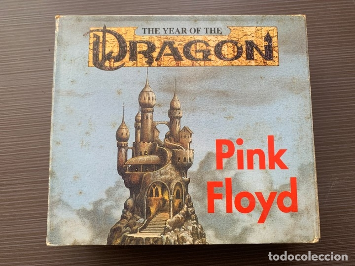 PINK FLOYD - THE YEAR OF THE DRAGON - (2 CDS DELUXE EDITION) ¡MUY RARO! (Música - CD's Rock)