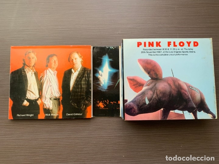 CDs de Música: Pink Floyd - The Year of the Dragon - (2 Cds Deluxe Edition) ¡MUY RARO! - Foto 6 - 178913241