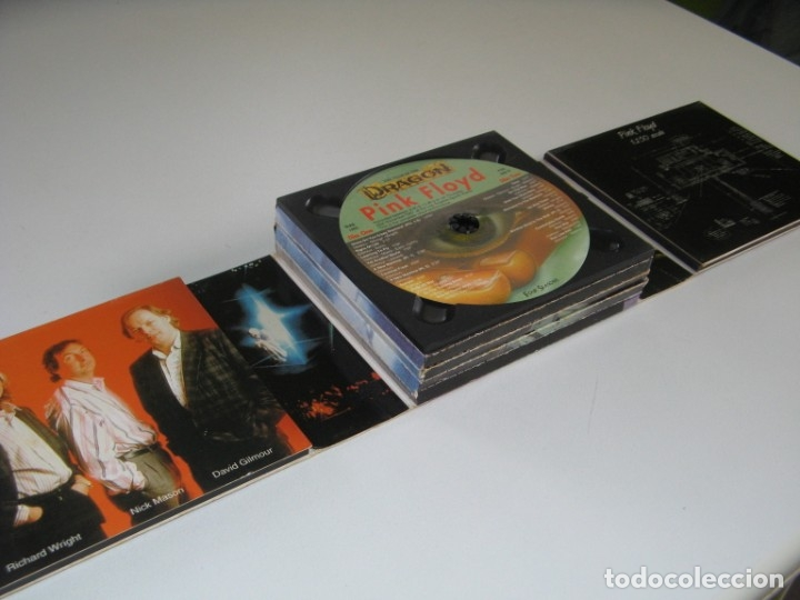 CDs de Música: Pink Floyd - The Year of the Dragon - (2 Cds Deluxe Edition) ¡MUY RARO! - Foto 10 - 178913241