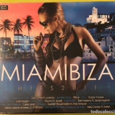 CDs de Música: CD MIAMIBIZA HITS 2011. Lote 178913350