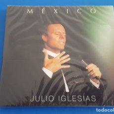 CDs de Música: CD / JULIO IGLESIAS / MEXICO 2015 NUEVO Y PRECINTADO SIN ABRIR EN DIGIPAK. Lote 178925307