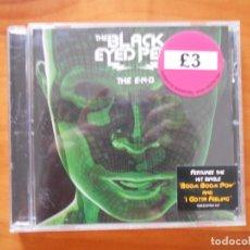 CDs de Música: CD THE BLACK EYED PEAS - THE E.N.D. (DV). Lote 178927117