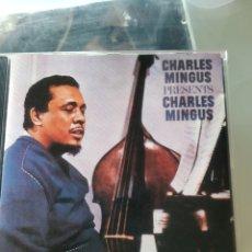 CDs de Música: CHARLES MINGUS – PRESENTS CHARLES MINGUS. Lote 178927330
