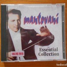 CDs de Música: CD MANTOVANI - THE ESSENTIAL COLLECTION - VOLUME 4 (DX). Lote 178927771