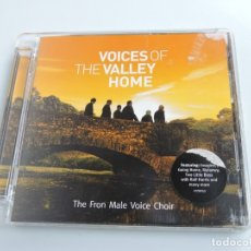 CDs de Música: VOICES OF THE VALLEY HOME CD. Lote 178928173