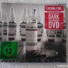 CDs de Música: LACUNA COIL. DARK ADRENALINE. CD Y DVD. 12 TEMAS.. Lote 178928227