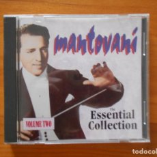CDs de Música: CD MANTOVANI - THE ESSENTIAL COLLECTION - VOLUME 2 (EÑ). Lote 178928397