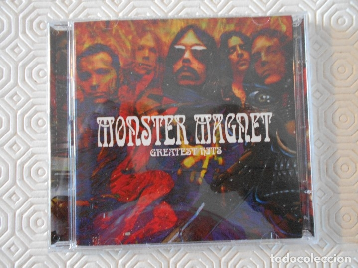 MONSTER MAGNET. GREATEST HITS. DOBLE COMPACTO. (Música - CD's Heavy Metal)