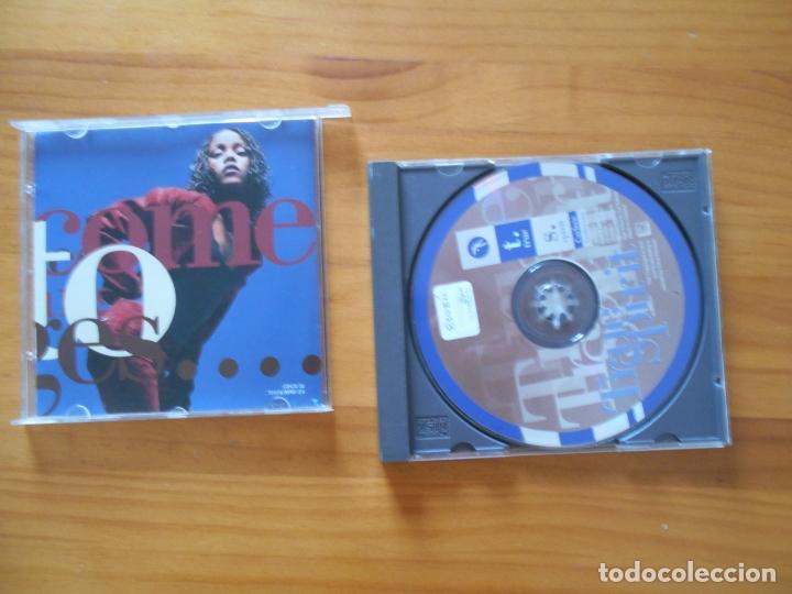 CDs de Música: CD CARLEEN ANDERSON - TRUE SPIRIT (ES) - Foto 2 - 178929715