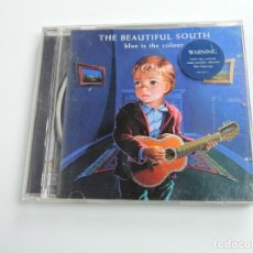 CDs de Música: THE BEAUTIFUL SOUTH BLUE IS THE COLOUR CD. Lote 178930207