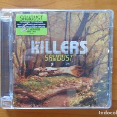 CDs de Música: CD THE KILLERS - SAWDUST (EQ). Lote 178930236
