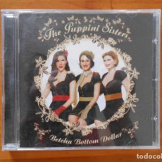CDs de Música: CD THE PUPPINI SISTERS - BETCHA BOTTOM DOLLAR (FL). Lote 178932842