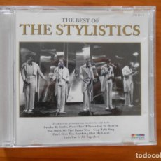 CDs de Música: CD THE BEST OF THE STYLISTICS (FL). Lote 178932942