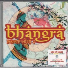 CDs de Música: BHANGRA - DANCE HITS 2 / CD DE 2010 RF-3132 , BUEN ESTADO. Lote 178934541