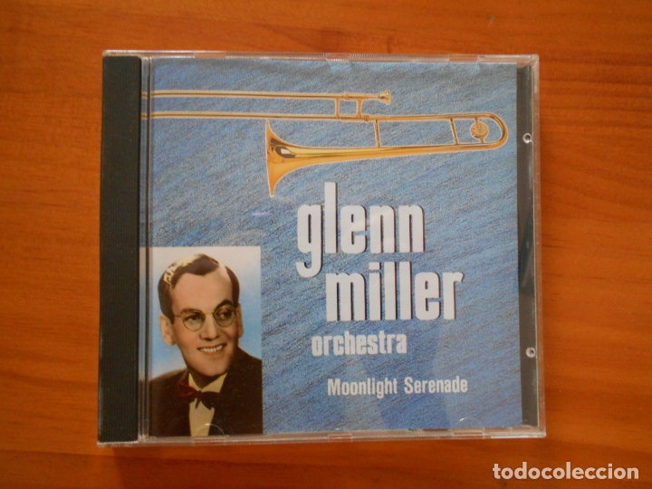 CDs de Música: CD GLENN MILLER ORCHESTRA - VOLUME 1 - MOONLIGHT SERENADE (L8) - Foto 1 - 178934922