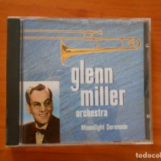 CDs de Música: CD GLENN MILLER ORCHESTRA - VOLUME 1 - MOONLIGHT SERENADE (L8). Lote 178934922