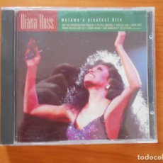 CDs de Música: CD DIANA ROSS - MOTOWN'S GREATEST HITS (J8). Lote 178935223