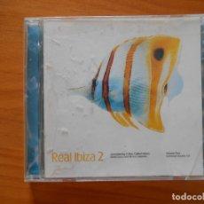 CDs de Música: CD REAL IBIZA 2 (2 CD'S) (R8). Lote 178939000
