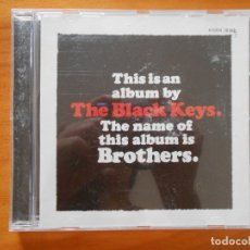 CDs de Música: CD THE BLACK KEYS - BROTHERS (2C). Lote 178943271