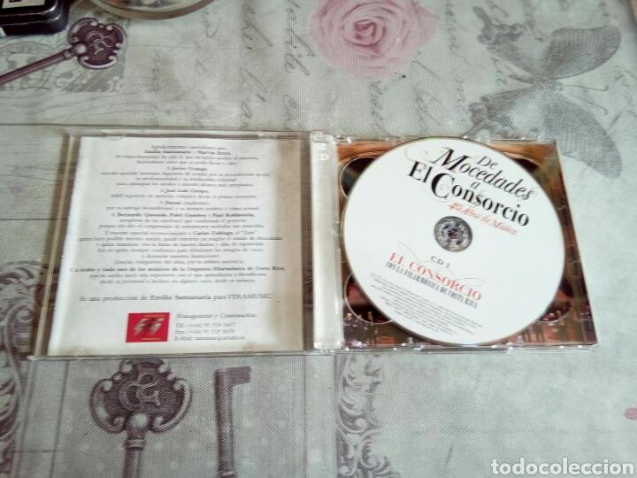 CDs de Música: CD DOBLE MOCEDADES - Foto 3 - 178954371