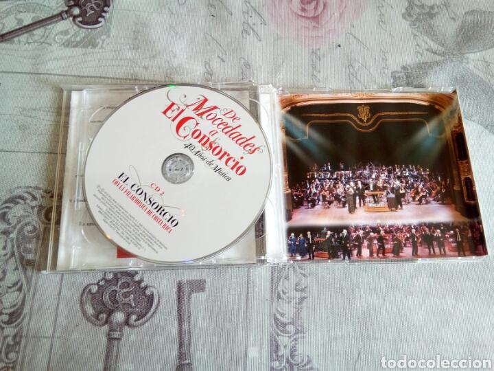 CDs de Música: CD DOBLE MOCEDADES - Foto 4 - 178954371